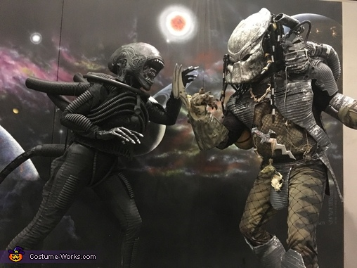 Alien vs. Predator Costume
