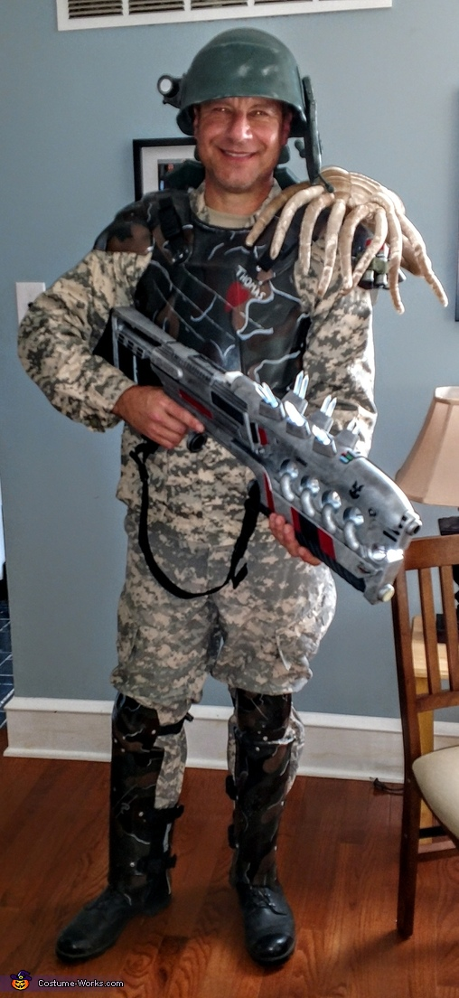 sc 1 st  Costume Works & Aliens Colonial Marine Costume