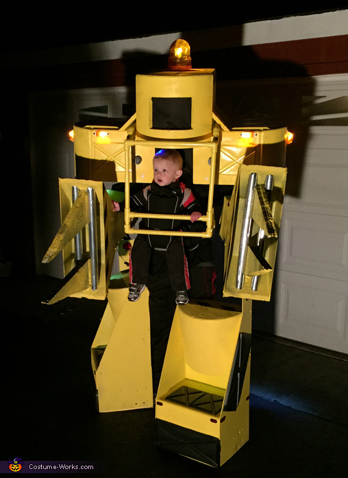 & Aliens Powerloader Costume