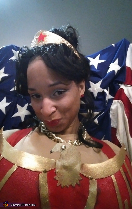 Chest Plate details Wonder woman, All American Wonder Woman Costume
