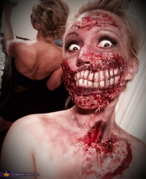 All Teeth A Walking Dead Inspired Costume