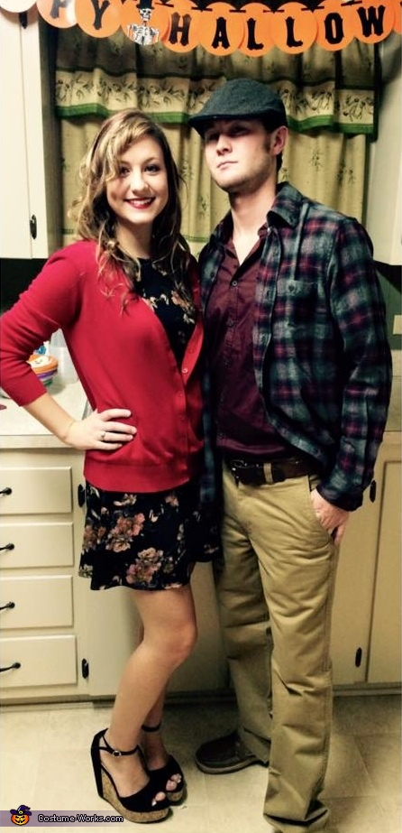 Allie & Noah from The Notebook Costume