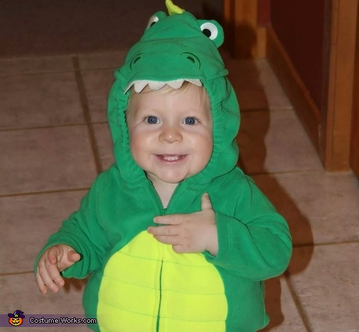terrifying, Alligator Costume