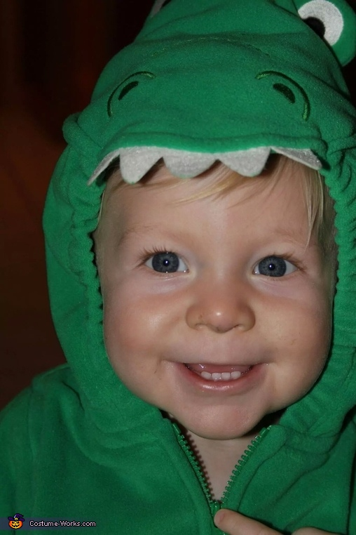 sooooo scary, Alligator Costume