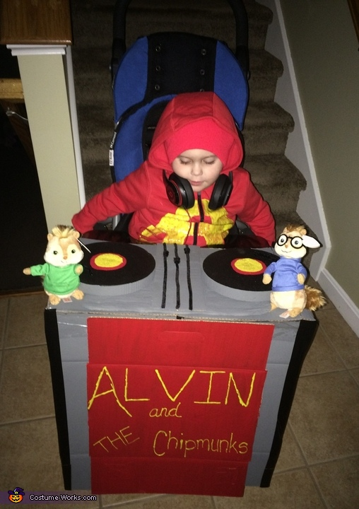 Alvin And The Chipmunks Halloween Costume Best Diy Costumes