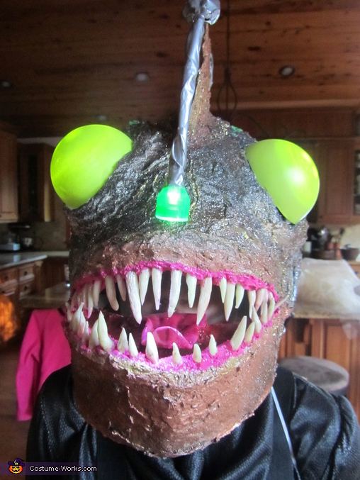Stay Away from the Light!, Angler Fish Costume
