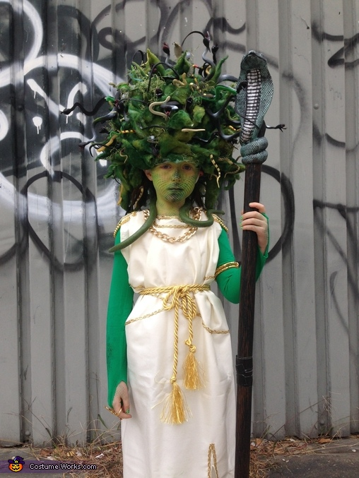 Amazing Medusa Costume