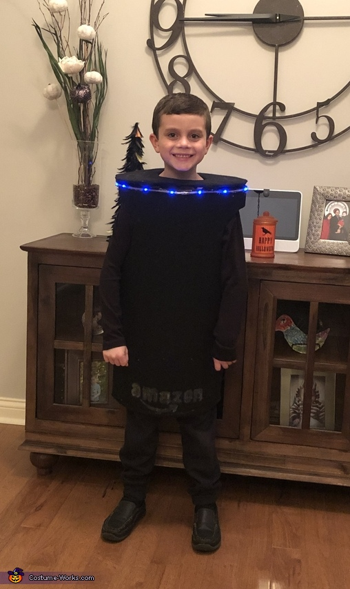 "Amazon ""Alex""a Echo Costume"