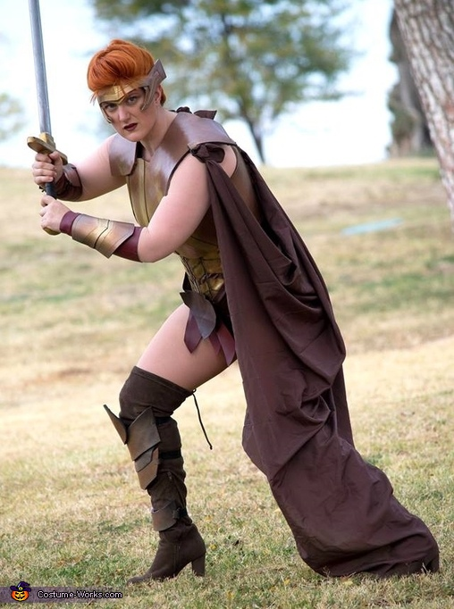 Amazon Phemia Homemade Costume