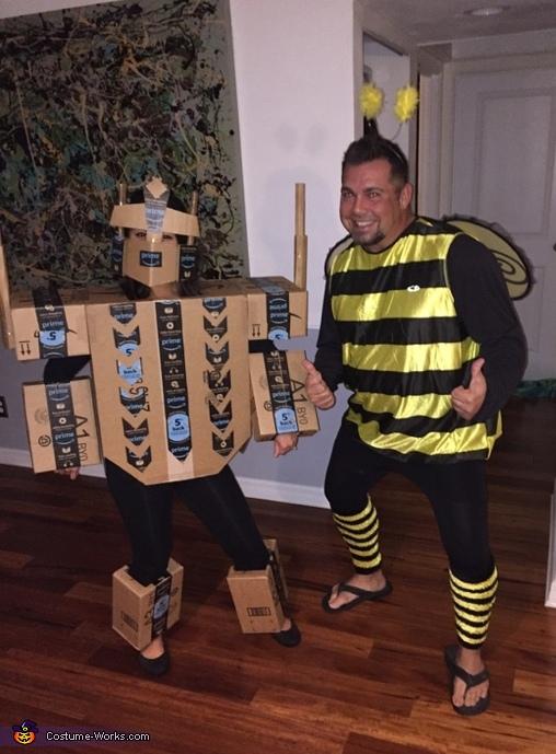Amazon Prime Costume