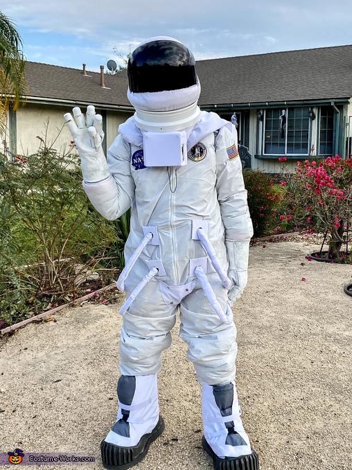 American Astronaut Costume