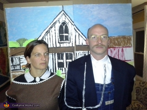 American Gothic Costume  sc 1 st  Costume Works : american fancy dress costume ideas  - Germanpascual.Com