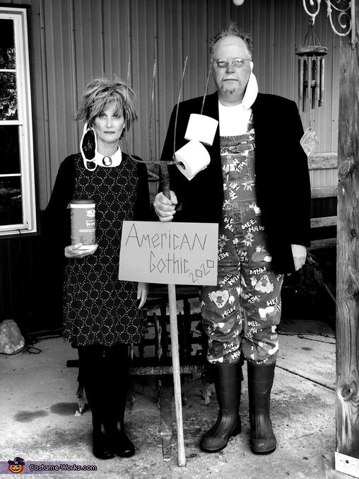 American Gothic 2020 Costume