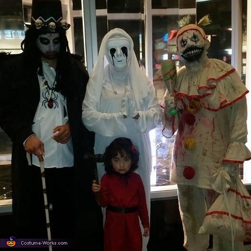 American Horror Family Costume