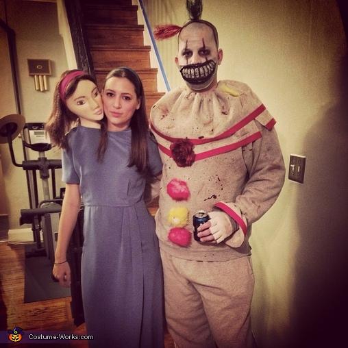 American Horror Story Freakshow Costume