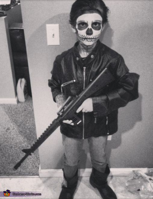 American Horror Story Tate Costume