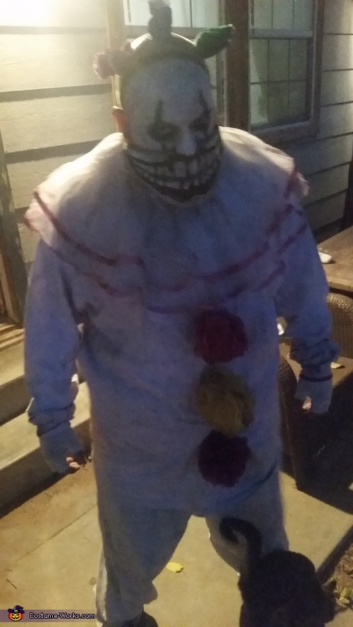 American Horror Story Twisty Homemade Costume