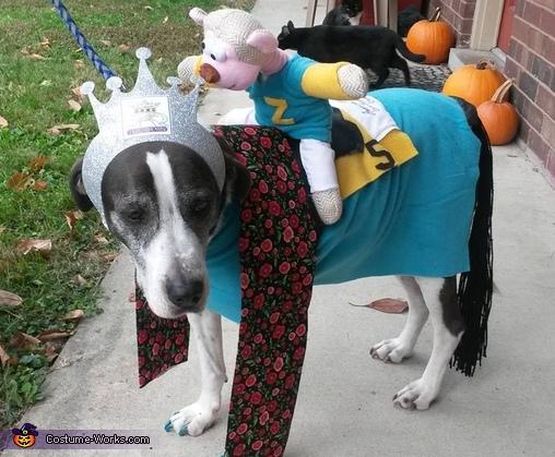 American Pharoah Costume
