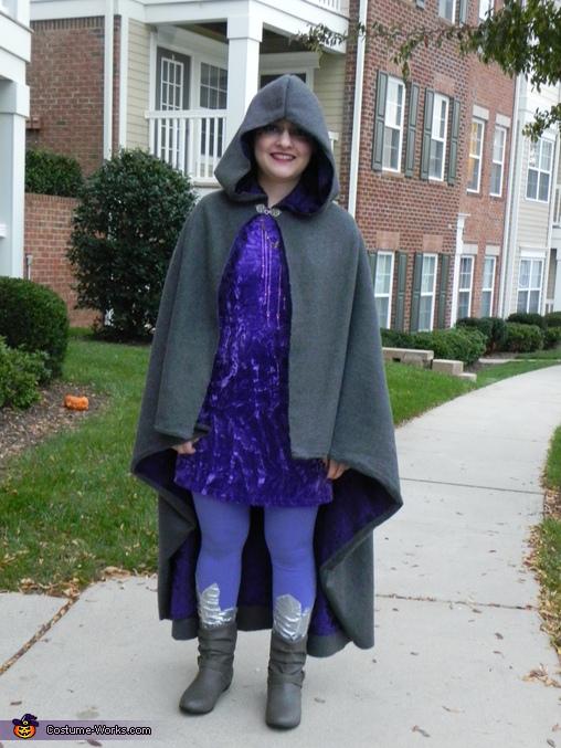 Amethyst , Amethyst Geode Costume