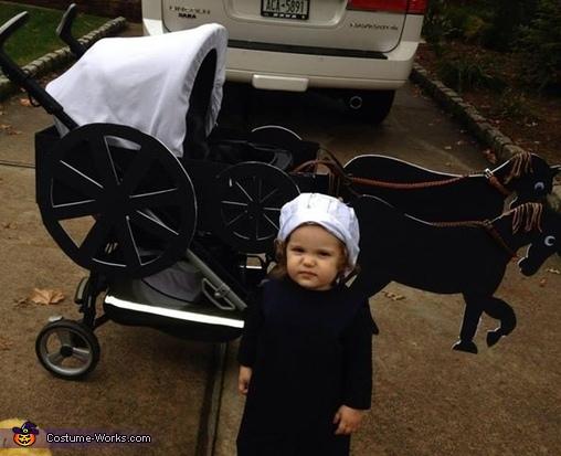 Amish Baby Costume