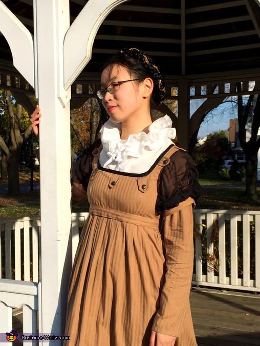 An Autumn Regency Fairy Tale Homemade Costume