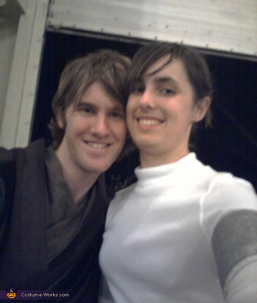 Anakin and Padme Costume