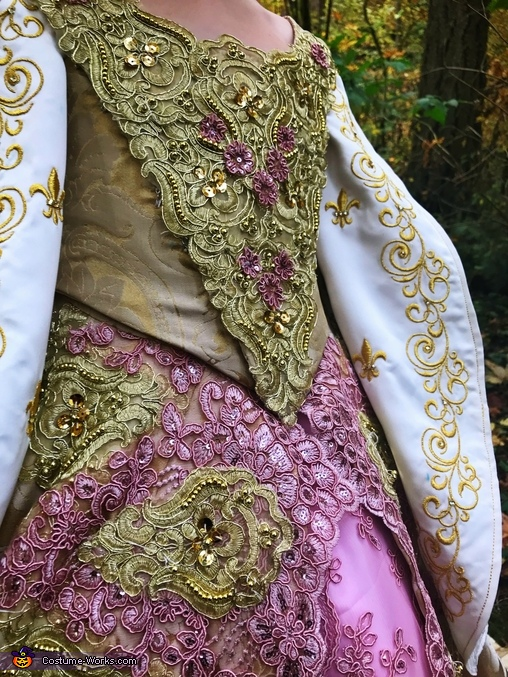 Anastasia Homemade Costume