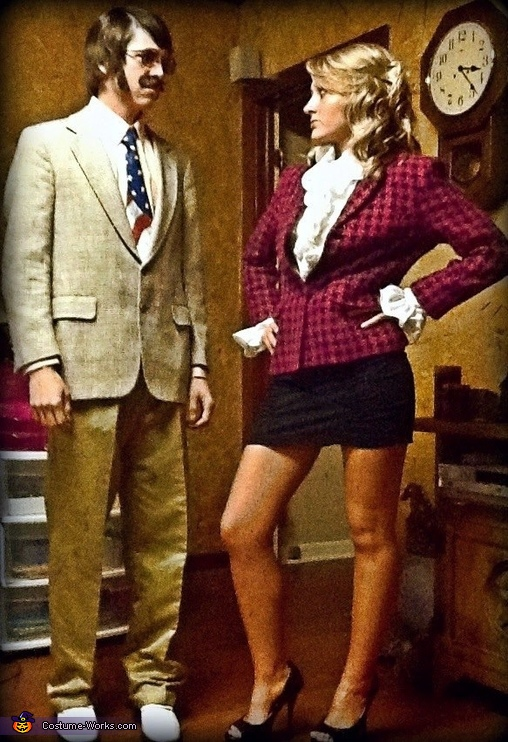 Anchorman Characters Costume