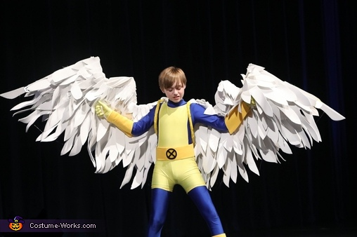 Angel from X-Men Costume