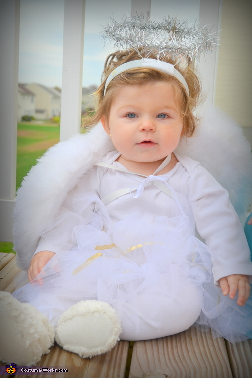Angelic at its finest<3, Angel & Devil Divas Baby Costume