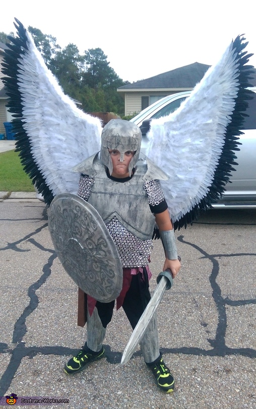 Angel Warrior Costume