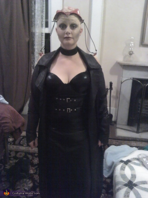 Angelic Hellraiser Costume