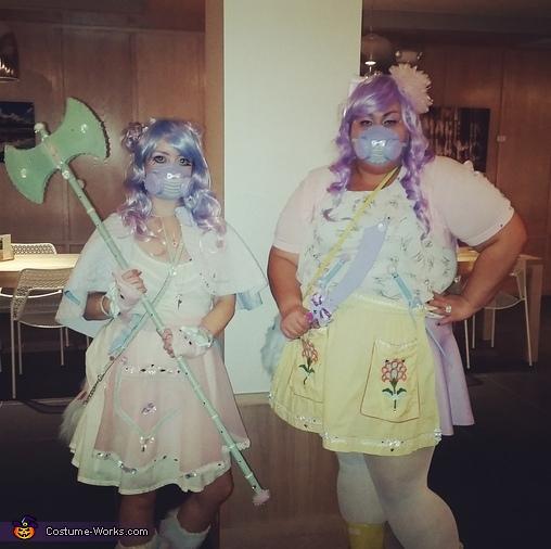 Anime Zombie Hunters Costume