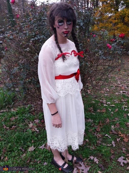 Annabelle Doll, Annabelle Doll Costume