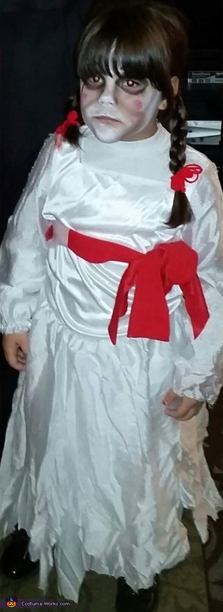 Annabelle Doll Costume