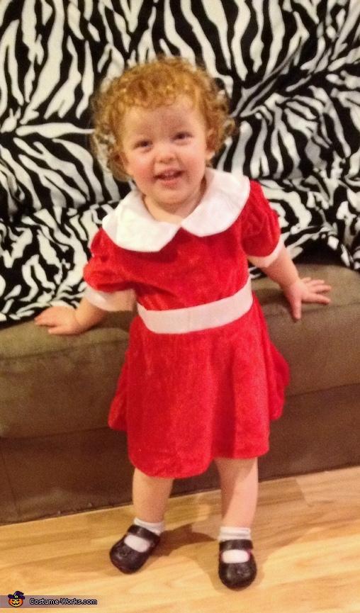 Annie Baby Costume