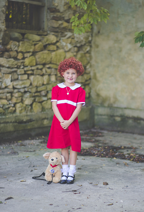 Annie, Annie Costume