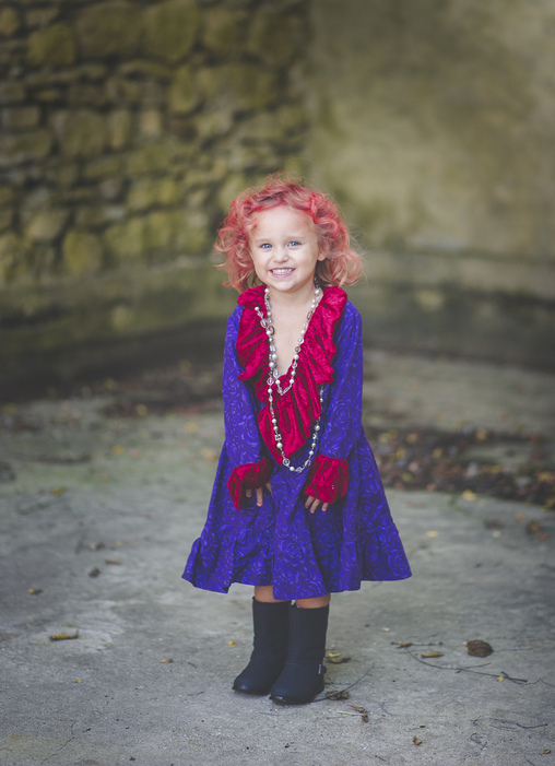 Miss Hannigan, Annie Costume