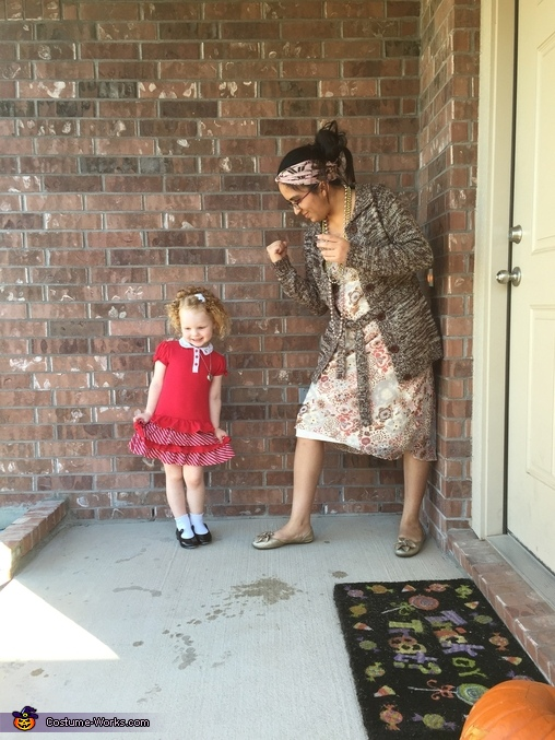 Rotten orphan, Annie and Friends Costume