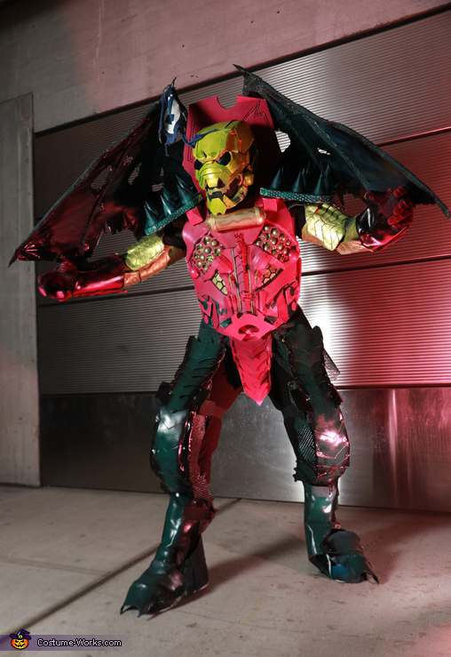 Annihilus the Living Death that Walks Costume