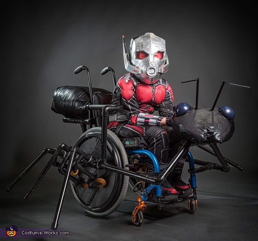 Ant-Man and Antony Costume