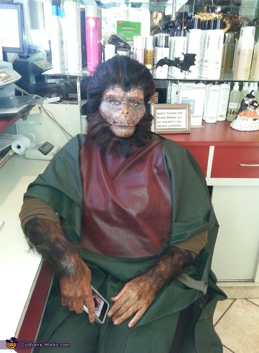 Ape Man Costume