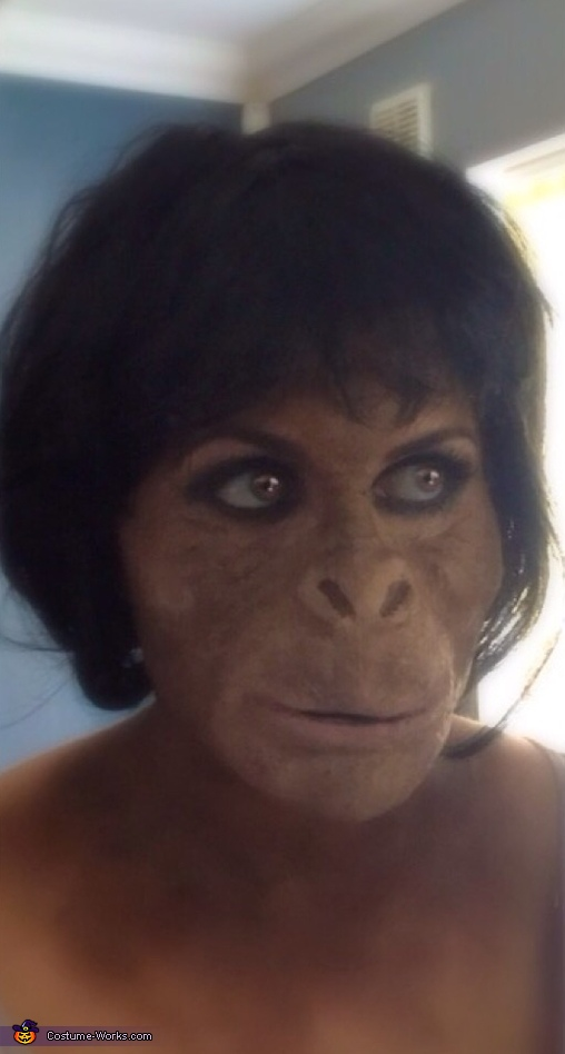 Ape Woman Costume