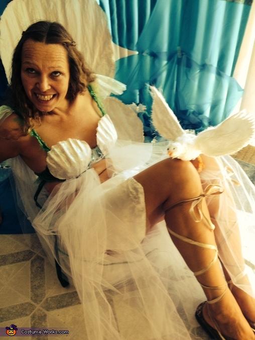 Aphrodite, Aphrodite Costume