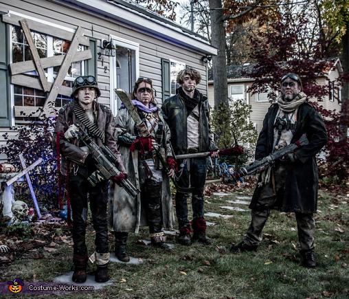 Apocalypse 2020 Costume