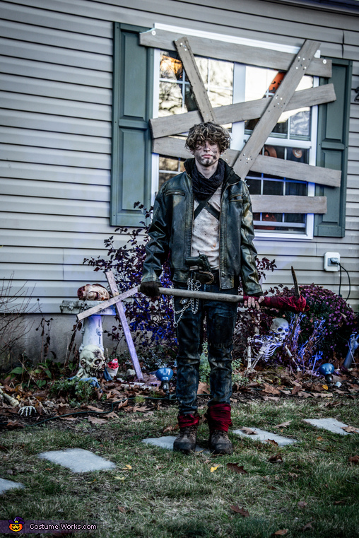Andrew wheeler -17 year, Apocalypse 2020 Costume