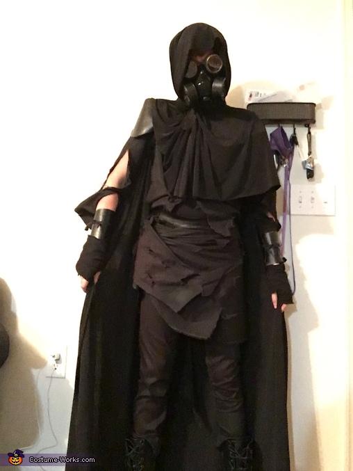 Apocalypse Survivor Costume