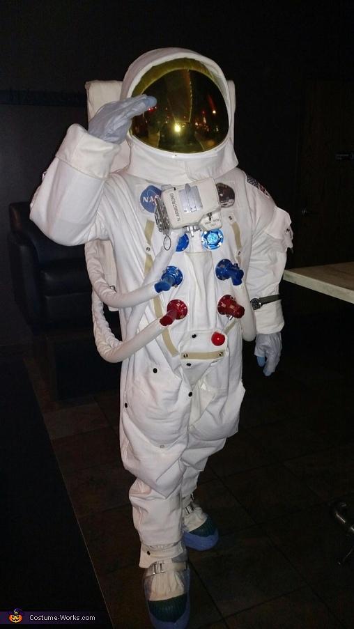 Apollo 11 Suit Costume