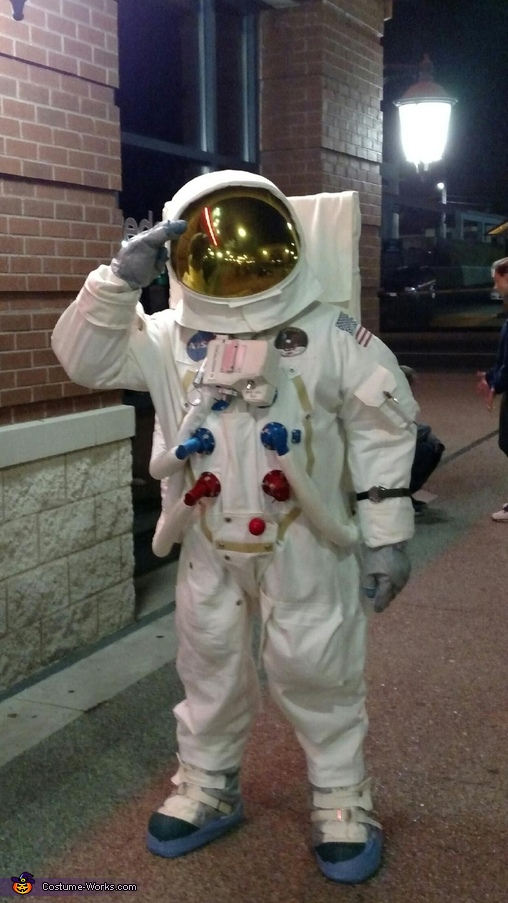 Apollo 11 suit 2, Apollo 11 Suit Costume