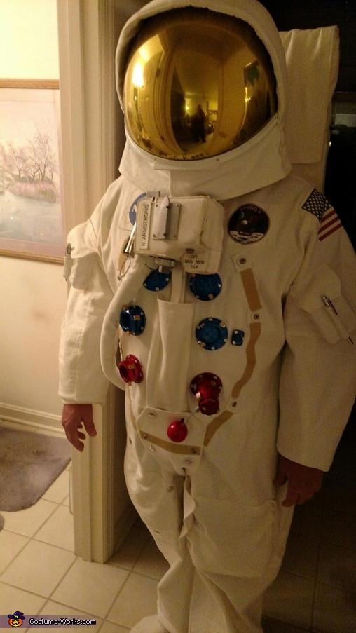 Apollo 11 suit 3, Apollo 11 Suit Costume